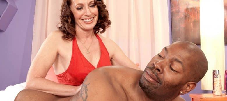 masajista de señoras espectáculo