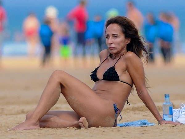 Maria Patiño Luce Su Cuerpazo Desnuda Fotosxxxgratisorg