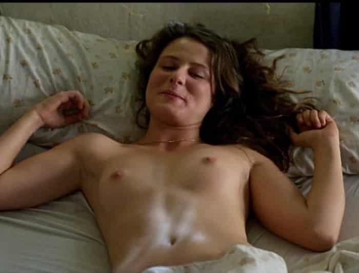 La Actriz Aitana Sánchez Gijón Desnuda En Sus Mejores Películas