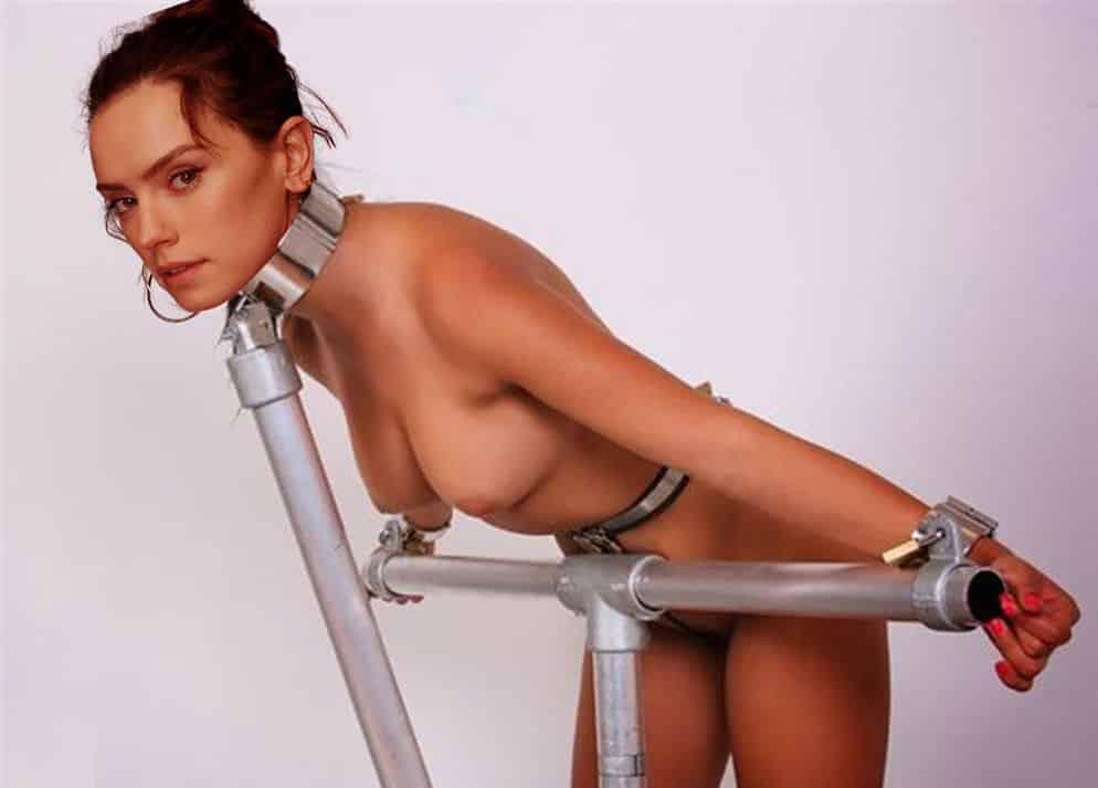 Daisy Ridley Desnuda La Gran Protagonista De Star Wars