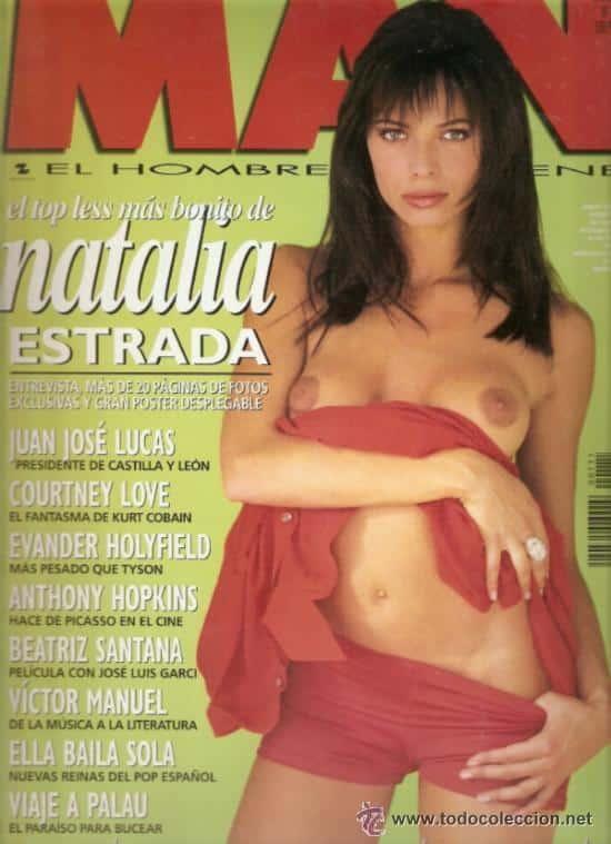 Las Imágenes Más Picantes De Natalia Estrada Desnuda